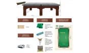 Бильярдный стол Сибирь