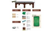 Бильярдный стол Домашний Люкс III Пул