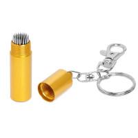 Брелок-инструмент для наклейки Tip-Pik (золотистый) Startbilliards