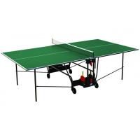 Теннисный стол для помещений Sunflex Hobby Indoor зеленый