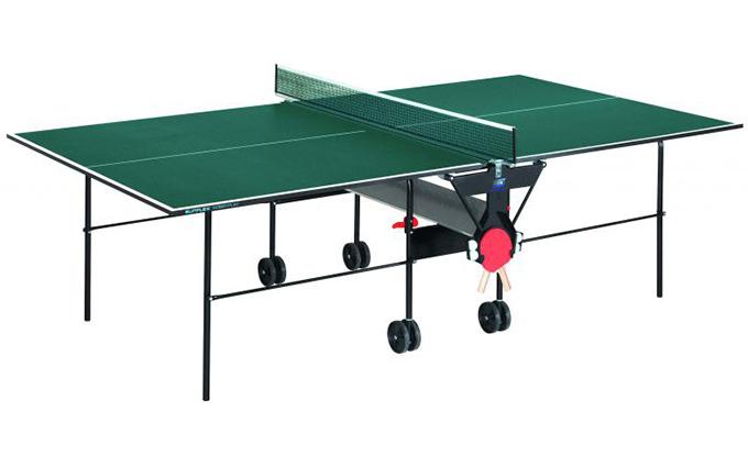 Теннисный стол для помещений Sunflex Hobbyplay