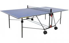 Теннисный стол для помещений Sunflex Optimal Indoor синий