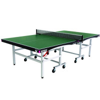 Теннисный стол профессиональный Butterfly Centrefold 25 ITTF зеленый