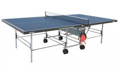 Теннисный стол Butterfly Playback Rollaway Indoor 19 мм синий