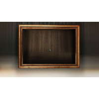 Модуль для TV прямоугольный. Багет Тоскана