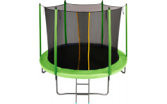 Батут JUMPY Comfort 10 FT (Green / Blue)