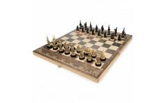 Шахматы Бородинское Сражение большие