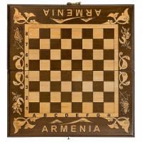 Шахматы резные Деметра 30 Haleyan