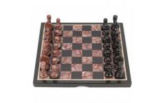 Шахматы лемезит, змеевик