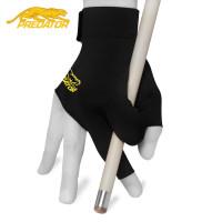 Перчатка Predator Second Skin черная/желтая правая S/M