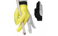Перчатка Fortuna Classic желтая/черная M/L