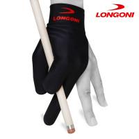 Перчатка Longoni Velcro черная безразмерная