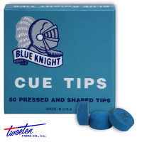 Наклейка для кия Blue Knight ø13мм 1шт.