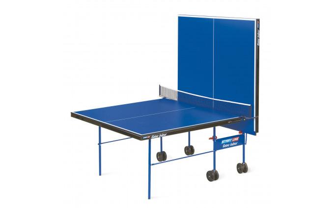 Стол теннисный Start Line Game Indoor с сеткой