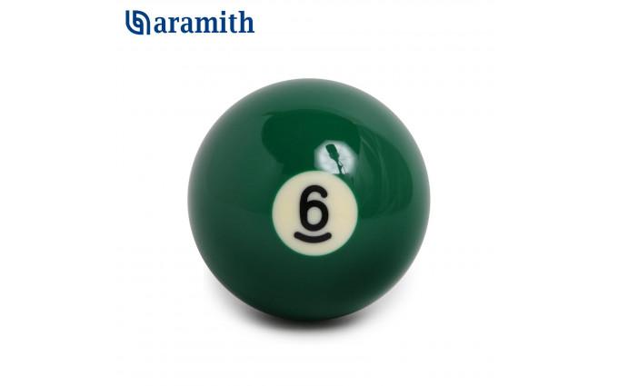 Шар Aramith Premier Pool №6 ø57,2мм