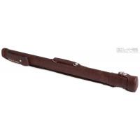Тубус QK-S Musketeer 1x1 коричневый аллигатор