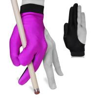 Перчатка Fortuna Classic фиолетовая/черная S