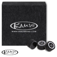 Наклейка для кия Kamui Clear Black ø14мм Medium 1шт.