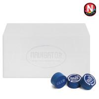 Наклейка для кия Navigator Blue Impact ø13мм Premium Super Soft 1шт.