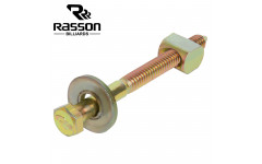 Болт крепежный Rasson для борта стола М11 х 120мм с гайкой