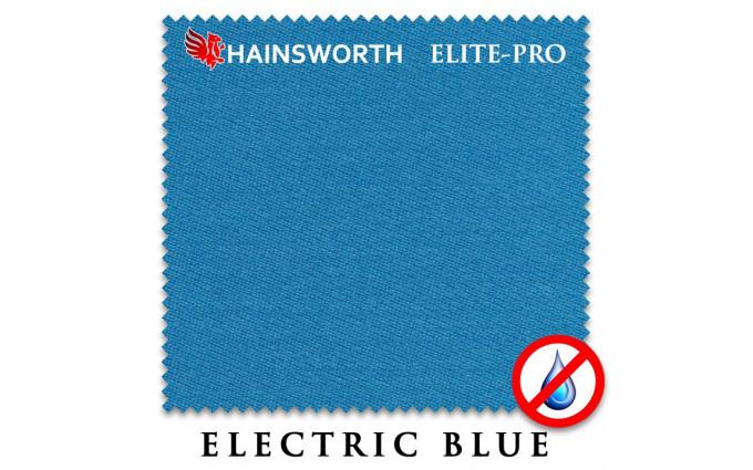 Сукно Hainsworth Elite Pro Waterproof 198см Electric Blue