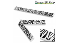 Обмотка для кия Framer Sill Grip V5 зебра