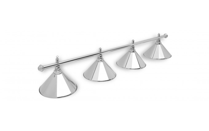 Светильник Prestige Silver 4 плафона
