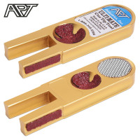 Инструмент для обработки наклейки Ulti-Mate Cue Tip Tool золото