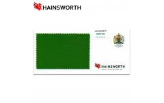 Буклет образец сукна Hainsworth Match Snooker Olive 21x10см 1шт.