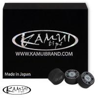 Наклейка для кия Kamui Black ø14мм Soft 1шт.