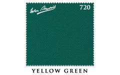 Сукно Iwan Simonis 720 195см Yellow Green