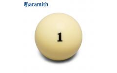 Шар Super Aramith Pro Tournament №1 ø67мм