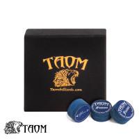 Наклейка для кия Taom Fusion ø13мм в индивидуальной упаковке 1шт.