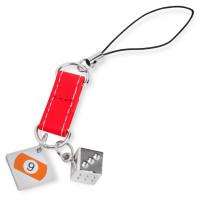 Брелок MT5039 для мобильного телефона, металлический