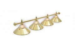 Светильник Alison Golden 4 плафона