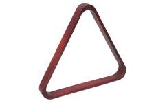 Треугольник Classic дуб махагон ø57,2мм