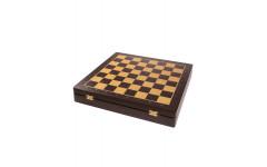 Шахматный ларец Woodgames Венге, 50мм