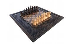 Шахматы + нарды резные 2 60, Mkhitaryan