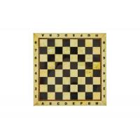 Шахматная доска средняя без рамки 35*35