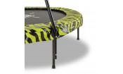 Батут Тигги 140 см с ручкой цвет лайм