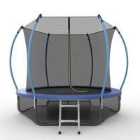 Батут EVO JUMP Internal 8ft (Blue) + Lower net