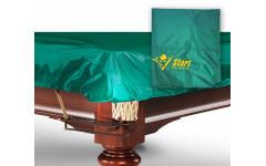 Чехол для б/стола 12-1 (зеленый, с логотипом)