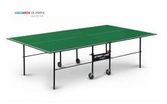 Теннисный стол Start line Olympic Green