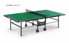 Теннисный стол Start Line Club Pro green