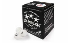 Теннисные мячи Gambler p40+ ball , 36 шт.