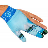Перчатка для бильярда на левую руку Longoni, из коллекции Gustavo Torregiani