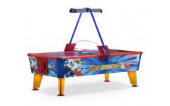 Аэрохоккей Ice & Fire Gold 8 ф (красно-синий-золотой, купюроприемник)
