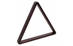 Треугольник 68 мм (дуб, темно-коричневый)