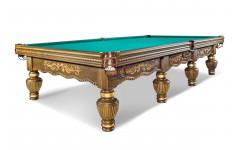 Бильярдный стол для русского бильярда «Империал» (орех)