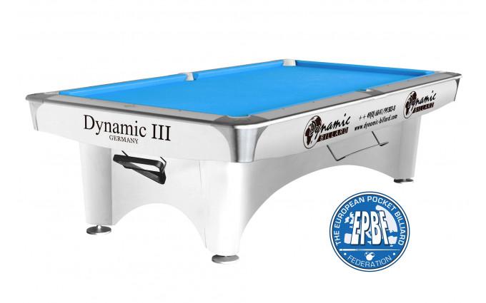 "Бильярдный стол для пула ""Dynamic III"""